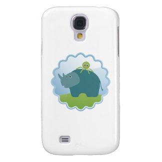 Rhino and Octopus! Samsung Galaxy S4 Case