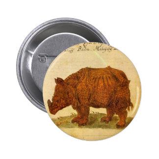 rhino pinback button