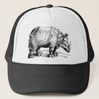 Rhino by Albrecht Durer Hat
