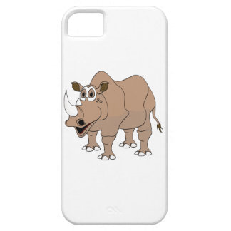 Rhino Cartoon iPhone SE/5/5s Case