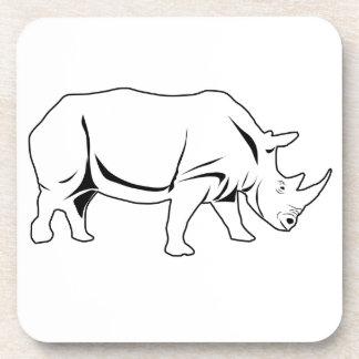 Rhino Coasters