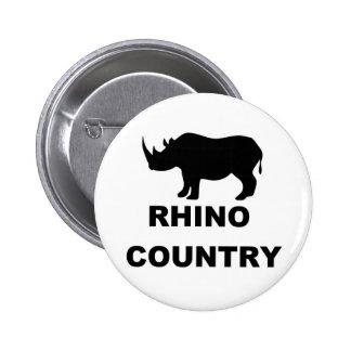 Rhino Country 2 Inch Round Button