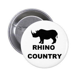 Rhino Country 2 Inch Round Button
