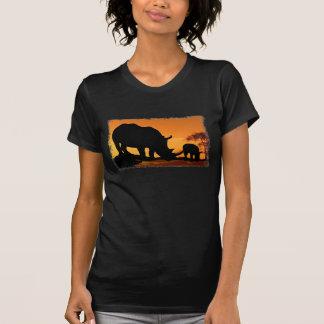 rhino family T-Shirt