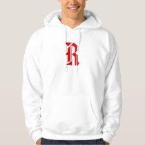 RHINO Hoodie, large logo Hoodie