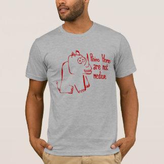 Rhino Horns T-shirt