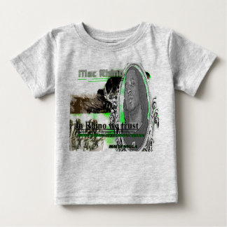 RHINO I AINT THE ONE BABY TEE by ALVIN J.