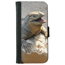 Rhino Iguana iPhone 6/6s Wallet Case