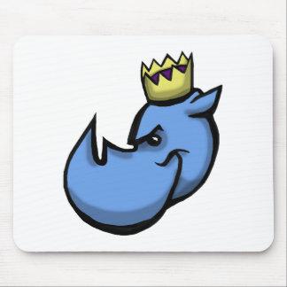 Rhino King team design Mouse Pad
