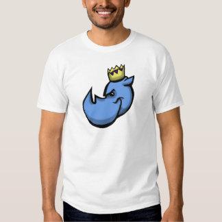 Rhino King team design T Shirt