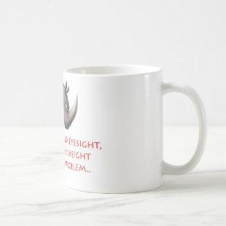 Rhino line coffee mug
