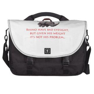 Rhino line laptop computer bag