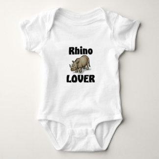 Rhino Lover T Shirt