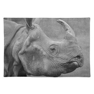 Rhino Placemat