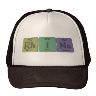 Rhino-Rh-I-No-Rhodium-Iodine-Nobelium.png Gorras