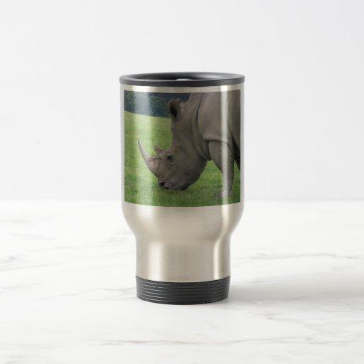 Rhino Stainless Steel Travel Mug