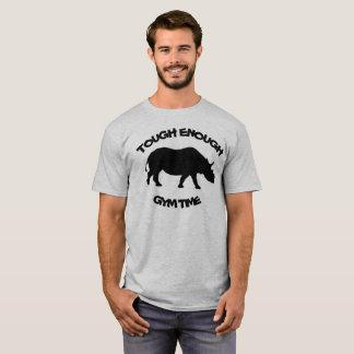 Rhino Tough Enough Gym Time T Shirt
