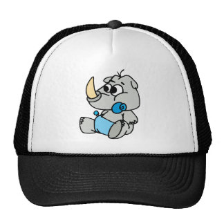 Rhino Trucker Hat