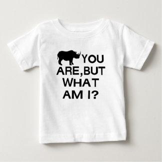 Rhino You Are T Shirt