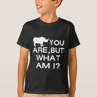 Rhino You Are T-Shirt