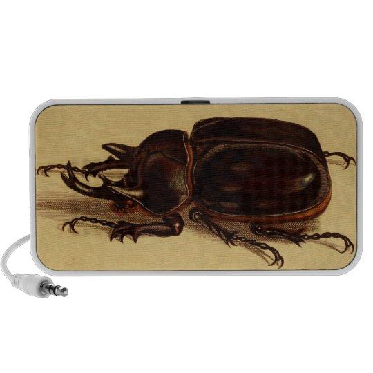 Rhinoceros Beetles Portable Speaker