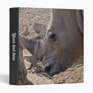 Rhinoceros Binder