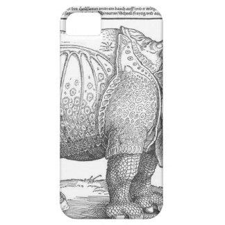 Rhinoceros by Albrecht Durer iPhone 5 Case