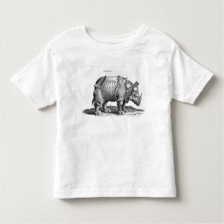Rhinoceros, from 'Historia Animalium' Shirt