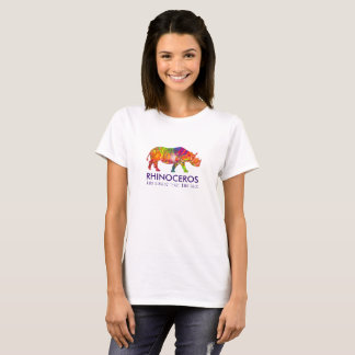 RHINOCEROS: I'm aware that I'm rare T-Shirt