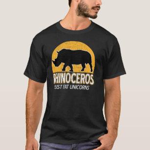 28e20e469920b Rhinoceros T-Shirts - T-Shirt Design   Printing