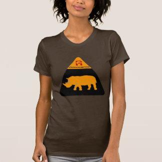 rhinoceros label T-Shirt
