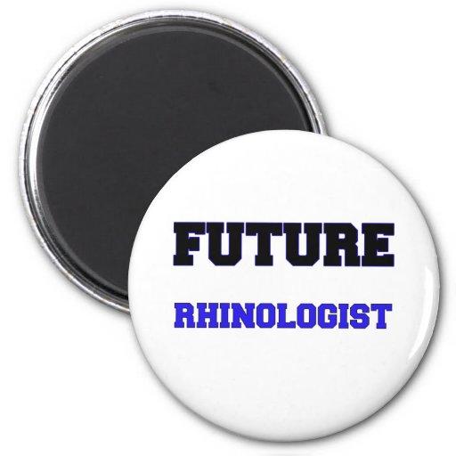 Rhinologist futuro iman para frigorífico