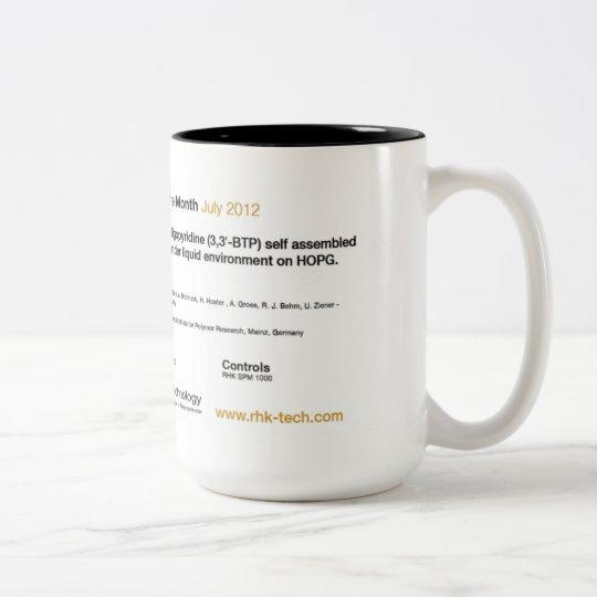 RHK Technology - July 2012 IOM Coffee Mug