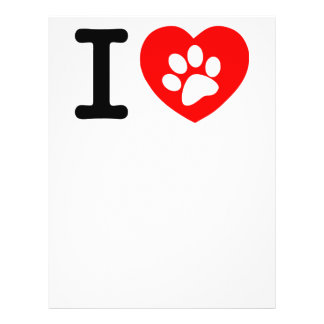 RHLAC  RED HEART LOVE ANIMALS CAUSES MOTIVATIONAL FLYER
