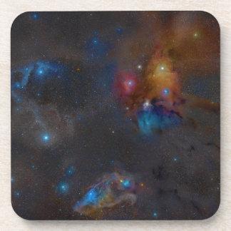 Rho Ophiuchi Cloud Complex Dark Nebula Drink Coaster