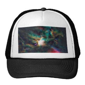 Rho Ophiuchi Cloud Complex Dark Nebula Trucker Hats