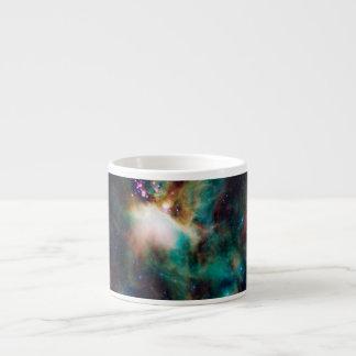 Rho Ophiuchi Cloud Complex Dark Nebula Espresso Mugs