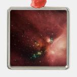 Rho Ophiuchi nebula 2 Christmas Tree Ornament