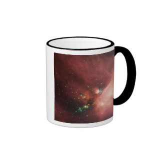 Rho Ophiuchi nebula 2 Coffee Mug