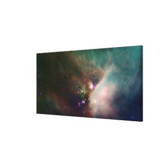 Rho Ophiuchi nebula Canvas Print
