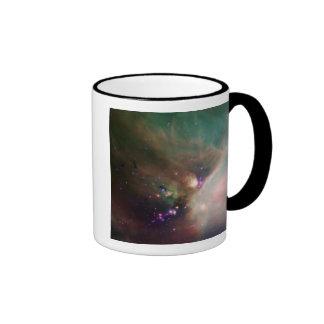 Rho Ophiuchi nebula Coffee Mugs