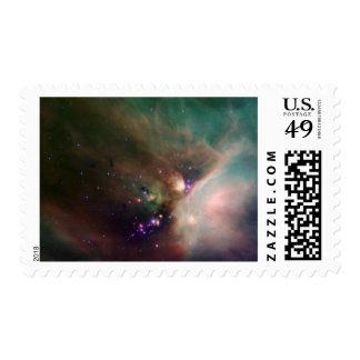Rho Ophiuchi nebula Postage Stamps