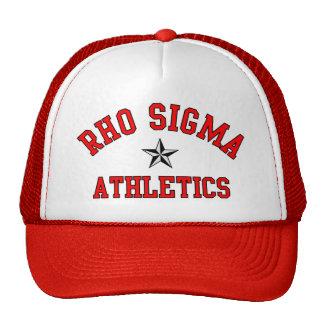 RHO SIGMA ATHLETICS CAP MESH HATS
