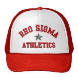 RHO SIGMA ATHLETICS CAP TRUCKER HAT