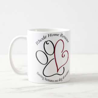 Rhode Home Rescue Coffee Mug