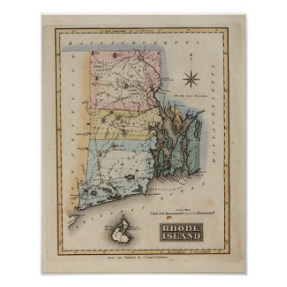 Rhode Island 10 Poster