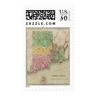 Rhode Island 11 Postage