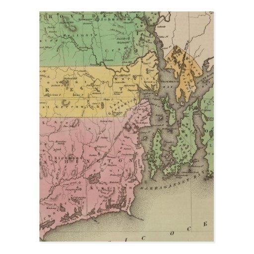Rhode Island 11 Postcard