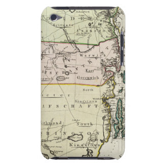 Rhode Island 2 Barely There iPod Cover
