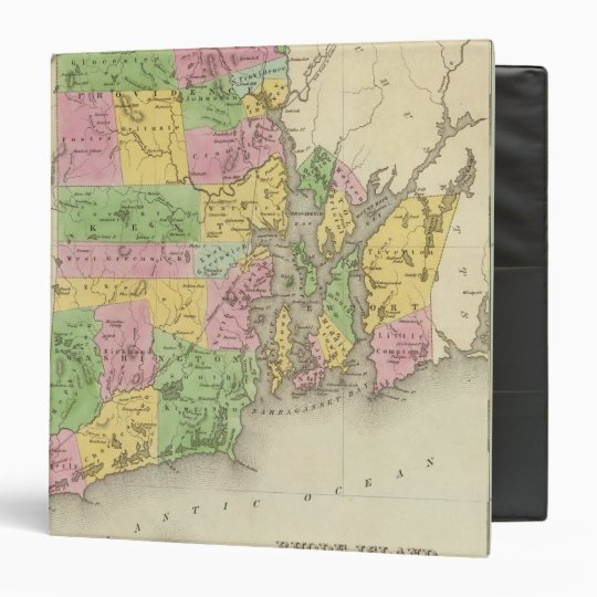 Rhode Island 3 3 Ring Binder
